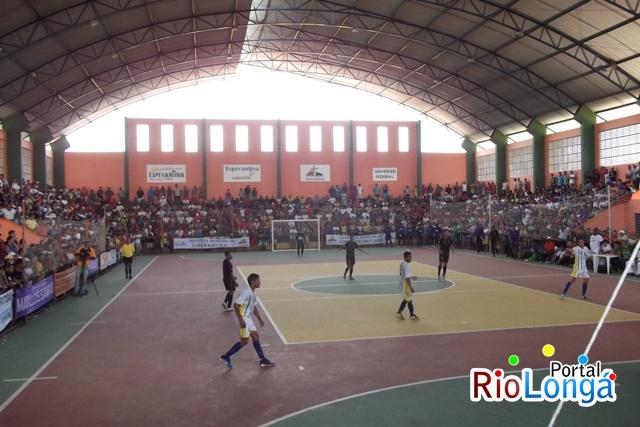 Regional de Futsal começa sábado (26) em Esperantina