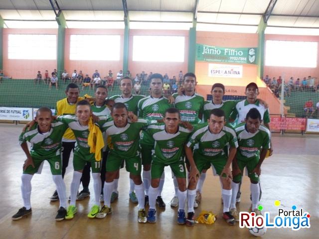 Definido o adversário do Arsenal na segunda fase da XII Copa Norte de Futsal