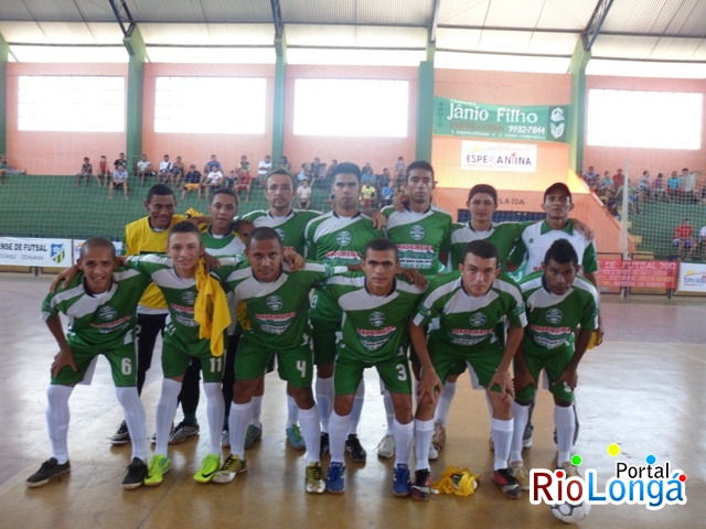 Arsenal vence de forma fantástica a seleção de Joaquim Pires na Copa Norte de Futsal