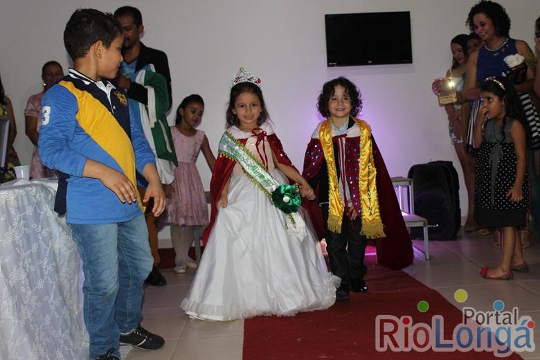 Cobertura do I Concurso Miss e Mister Esperantina Mirim