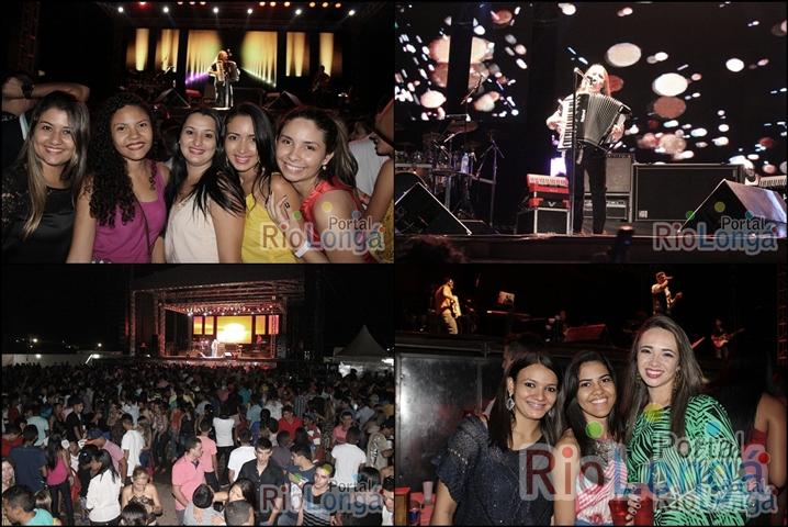 Confira fotos do Show do cantor Dorgival Dantas em Esperantina-PI