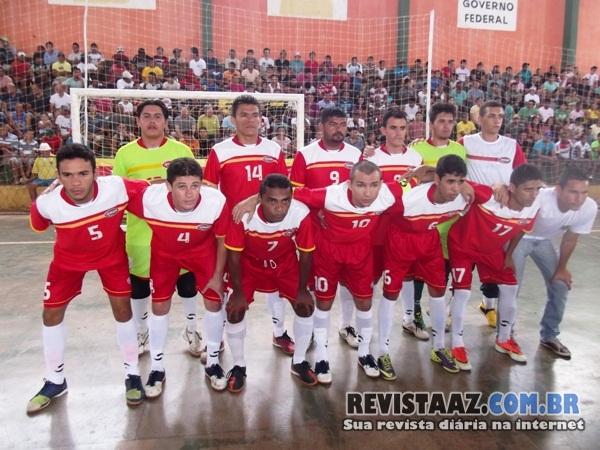 J. Frios se consagra campeão da XIV Copa Norte de Futsal em Esperantina