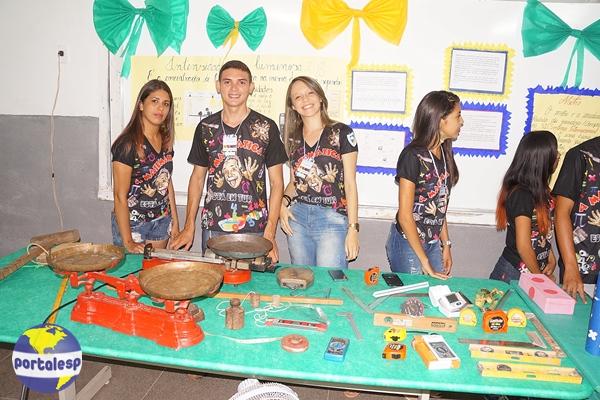 Escola da rede estadual realiza I Mostra de Matemática