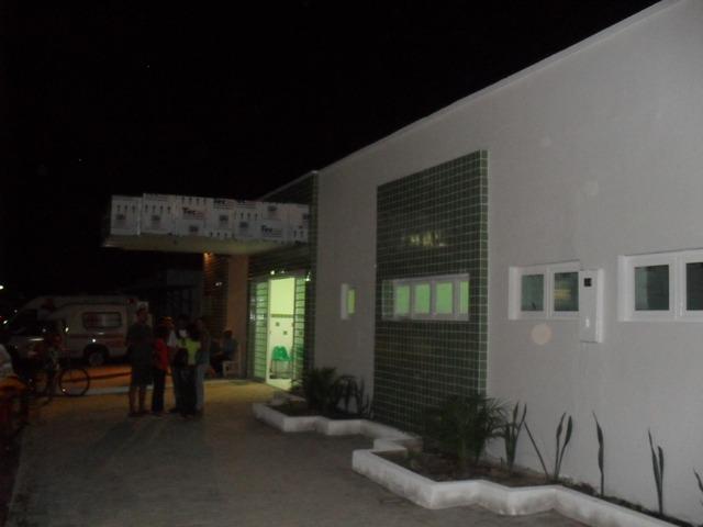 Hospital Regional de Esperantina será contemplado com uma nova ambulância