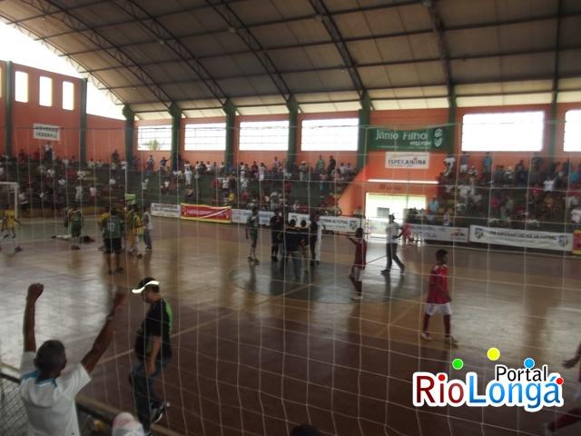Arsenal de Esperantina e Libório eventos de Picos na final da XII Copa Norte de futsal