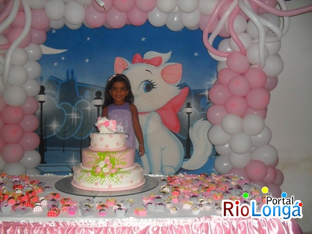 Aniversário de 4 anos de Lara Beatriz