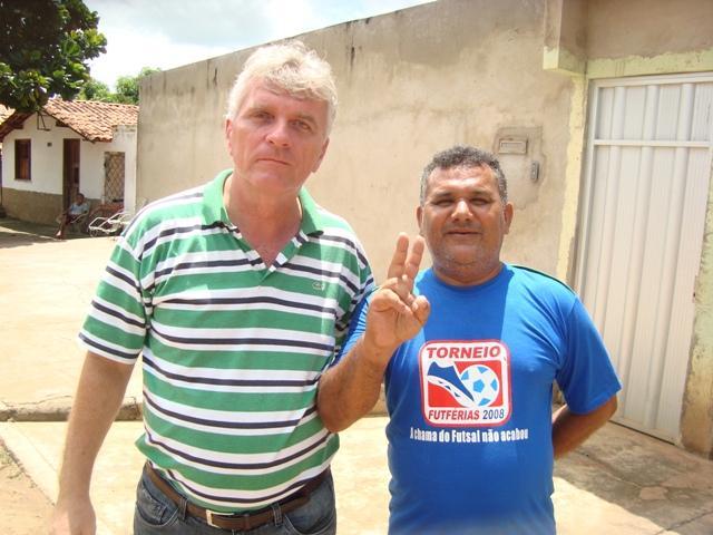 Radialista Leão se afasta do rádio para disputar uma vaga no Legislativo
