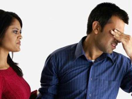 Estudo diz que mulheres preferem homens quando estão chateados