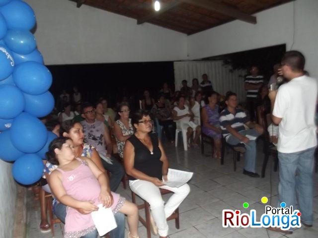 Grupo de oração de Esperantina realizou celebração de encerramento de novenário