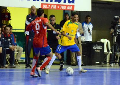 O futsal movimenta o esporte piauiense em janeiro