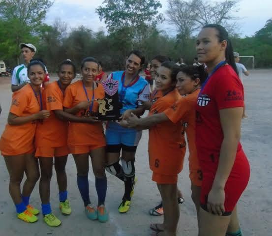 Time do Povoado Bela Vista foi campeão do tradicional Torneio da Vaca em Esperantina