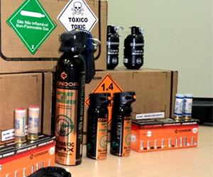 Comissão aprova projeto que regula a venda de spray de pimenta no país