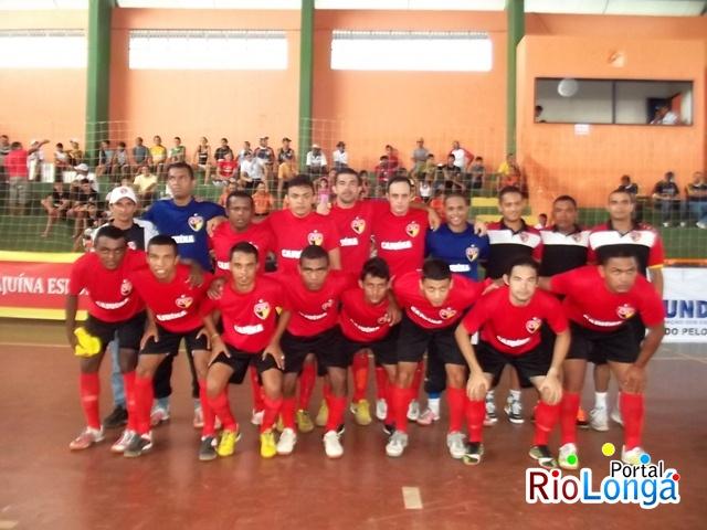 Cajuína Esporte Clube goleia seleção dos Carnaubais