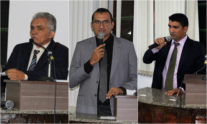 Vereadores denunciam descaso na iluminação pública em Esperantina
