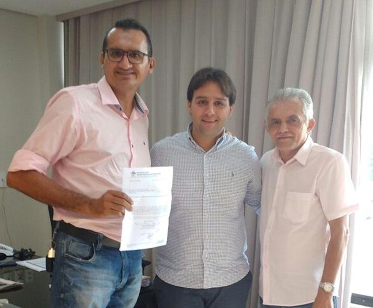 Secretário de Turismo promete celeridade no Projeto de Reforma do Parque Ecológico Cachoeira do Urubu