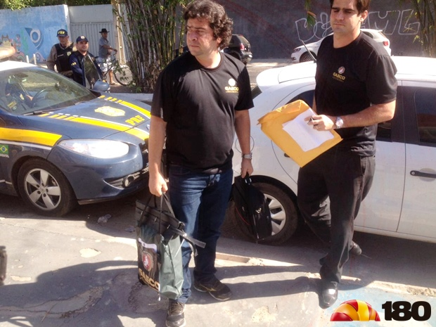 Ação conjunta prende o prefeito de Redenção do Gurgueia